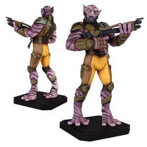 Star Wars Rebels Zeb 1/8th Scale Maquette Statue