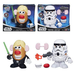 Star Wars Classic Mr. Potato Heads Wave 1 Case
