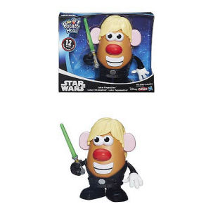 Star Wars Classic Luke Frywalker Mr. Potato Head