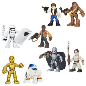 Star Wars Galactic Heroes Figure 2 Packs Wave 2 Case