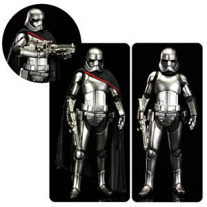 Star Wars The Force Awakens Captain Phasma ArtFX+ Statue