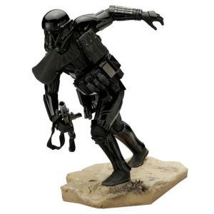 Star Wars Rogue One Death Trooper ArtFX Statue