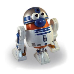 Star Wars R2-D2 Poptaters Mr. Potato Head