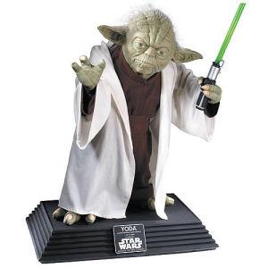 Star Wars Yoda Replica Life-Size Statue