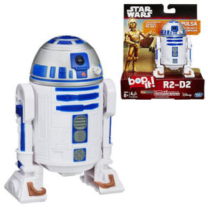 Star Wars Bop It R2-D2 Game