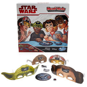 Star Wars Head Hints Game
