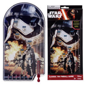 Star Wars The Force Awakens Captain Phasma Pinball Game