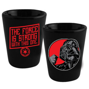 Star Wars Darth Vader Ceramic Shot Glass