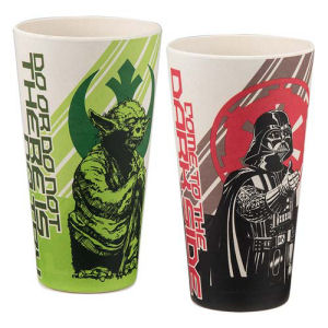 Star Wars 24 Ounce Bamboo Tumbler Set of 2