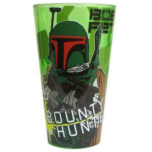 Star Wars Boba Fett 16 Ounce Pint Glass