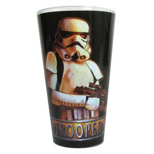 Star Wars Stormtrooper 16 Ounce Pint Glass