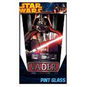 Star Wars Darth Vader 16 Ounce Pint Glass