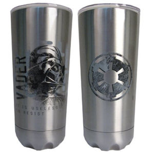 Star Wars Darth Vader 20 Ounce Stainless Steel Vacuum Tumbler