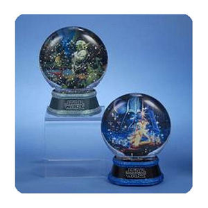 Star Wars Classic Water Globe Case