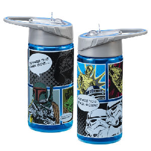 Star Wars 14 Ounce Tritan Water Bottle