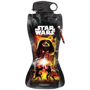 Star Wars 24 Ounce Collapsible Water Bottle