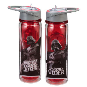 Star Wars Darth Vader 18 Ounce Tritan Water Bottle