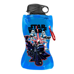 Star Wars Darth Vader 12 Ounce Collapsible Water Bottle