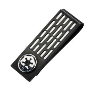 Star Wars Imperial Symbol Black Money Clip