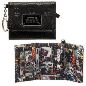 Star Wars Darth Vader Mini Trifold Wallet