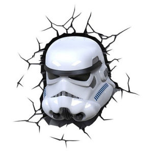 Star Wars Stormtrooper 3D Light