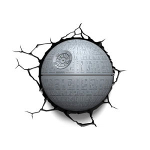 Star Wars Death Star 3D Ligh