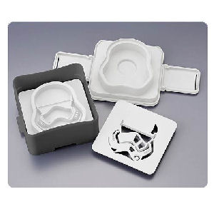 Star Wars Episode VII - The Force Awakens First Order Stormtrooper Pouch Sandwich Shaper.