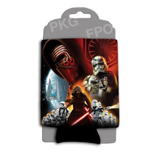 Star Wars The Force Awakens Kylo Ren with Stormtroopers Can Hugger