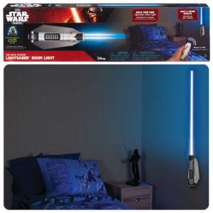 Star Wars Obi-Wan Kenobi Lightsaber Room Light