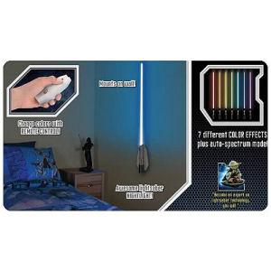 Star Wars Lightsaber Room Light Wall Sconce
