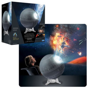 Star Wars Death Star Galaxy Projector