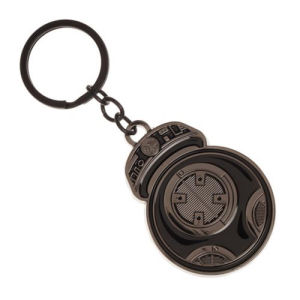 Star Wars The Last Jedi BB-9E Metal Key Chain
