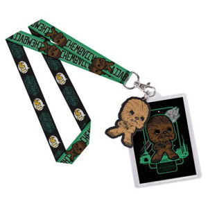 Star Wars Chewbacca Pop! Lanyard