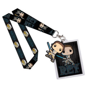 Star Wars Rey Pop! Lanyard