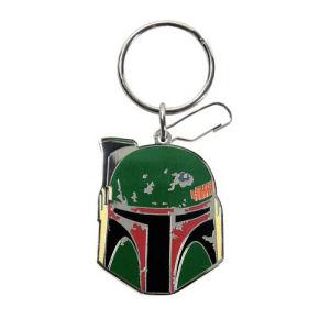 Star Wars Boba Fett Enamel Key Chain