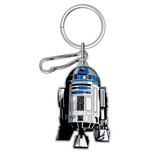 Star Wars R2-D2 Key Chain