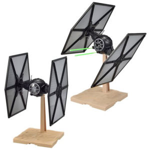 Star Wars The Force Awakens First Order TIE Fighter 1/72nd Scale Model Kit