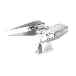 Star Wars The Last Jedi Metal Earth Kylo Ren TIE Silencer Model Kit