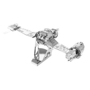 Star Wars The Last Jedi Metal Earth Resistance Ski Speeder Model Kit