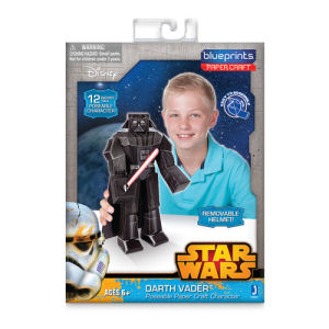 Star Wars Darth Vader 12-Inch Blueprints Papercraft