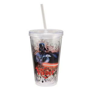 Star Wars Darth Vader 18 Ounce Acrylic Travel Cup