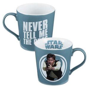 Star Wars Han Solo 12 Ounce Ceramic Mug