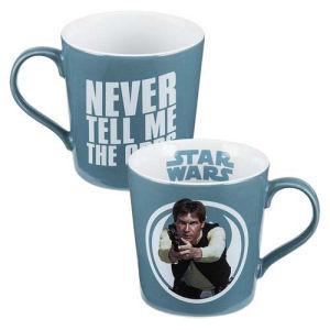 Star Wars Han Solo 12 Ounce Ceramic Mug