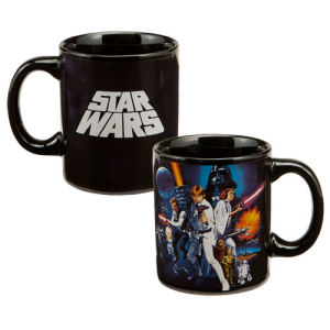 Star Wars A New Hope 12 Ounce Ceramic Mug