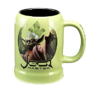 Star Wars Yoda 20 Ounce Ceramic Stein