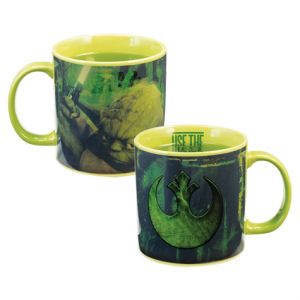 Star Wars 20 Ounce Heat Reactive Ceramic Mug