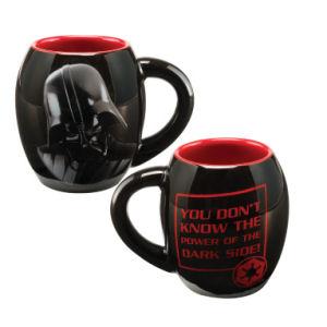 Star Wars Darth Vader 18 Ounce Ceramic Oval Mug