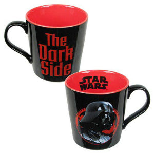 Star Wars Vader Dark Side 12 Ounce Ceramic Mug
