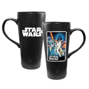 Star Wars A New Hope 20 Ounce Ceramic Travel Mug
