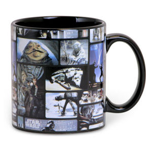 Star Wars Photo Grid 20 Ounce Jumbo Ceramic Mug